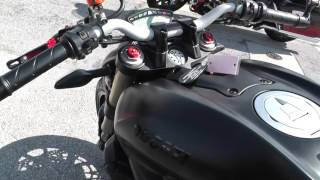 1. 016633 - 2014 Ducati Streetfighter 848 - Used Motorcycle For Sale