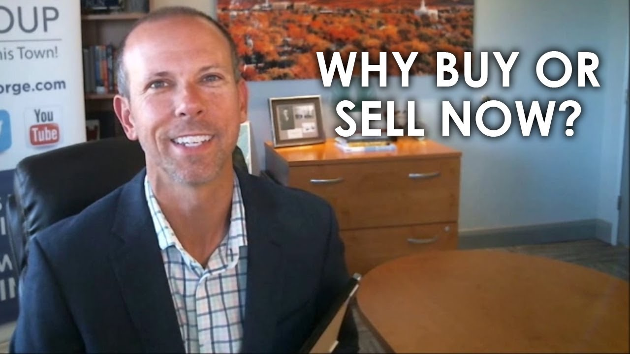 Why Would You Buy or Sell Right Now?