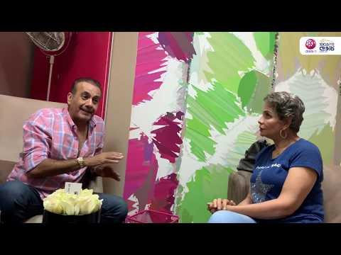 سوسن بدر تتكلم عن الحب مع أسامة منير في كواليس نجوم إف إم