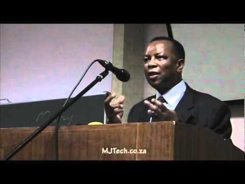 Ndaba Ntsele - Entrepreneurship: Putting Africa back on the map (видео)
