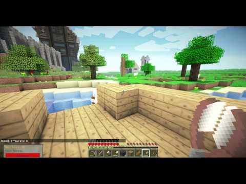 Minecraft Let's Play Серия #14 [GentleHint]
