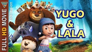 Yugo & Lala - Full Movie (A mysterious World Adventures) - Animated Movies | Kids Movies