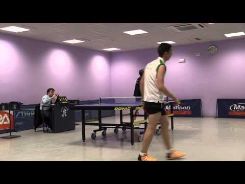 Tenis de Mesa 1ª Nacional JS Oberena - CTT Torroella (3)
