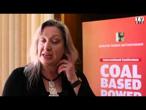 Clean Coal Power: Interview with Lesley Sloss