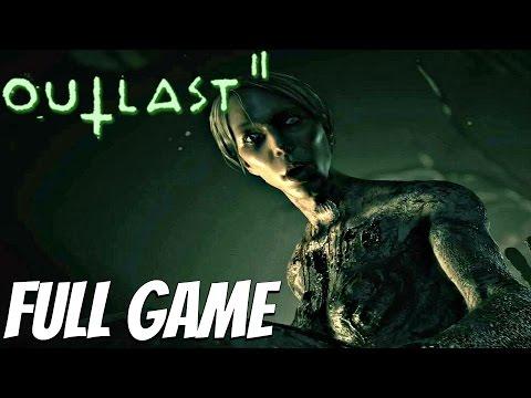 Outlast 2 - Gameplay Walkthrough Part 1 FULL GAME (1080P 60FPS) PS4 PRO (видео)