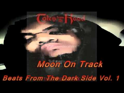 Chicago footwork music Moon On Tha Track Beats From Tha Dark Side Vol 1