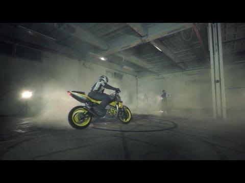 A nap videója: Symphony of Stunt