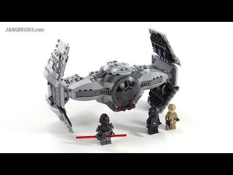 """Конструктор LEGO Star Wars 75082 """"TIE (улучшенный прототип истребителя повстанцев)"""""""