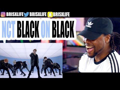 NCT 2018   Black on Black MV (Performance Ver.)   REACTION!!!