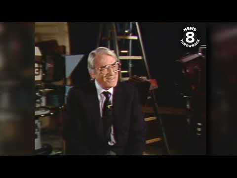 Gregory Peck Interview with Hal Clement 1986
