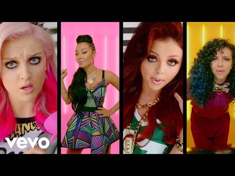 Little Mix & Missy Elliott - How Ya Doin'?  (2013)