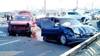 Жесткие аварии октября первая неделя