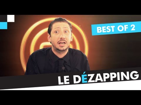 Le Dézapping - Best of 2 (Munster Chef, Rap Contenders, Frackass, etc.)