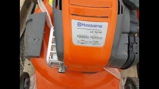 4. Fix-It Friday: Husqvarna LC 121P Pushmower Carb Clean