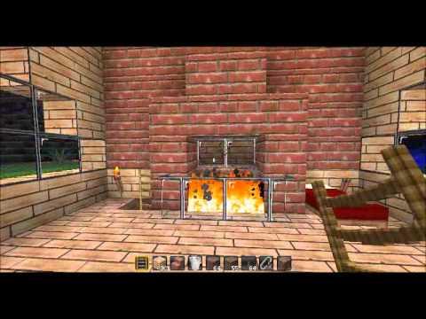 Umut ile Okanla Minecraft Oynuyoruz - Bölüm 2 / Ev yapımı