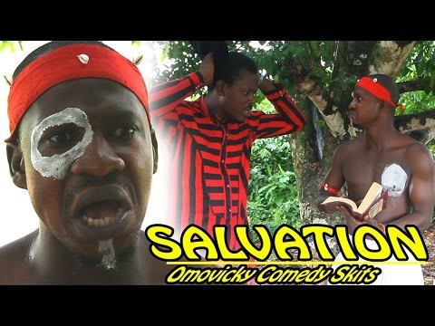 Omovicky Comedy Skits Episode 8: (SALVATION!) - Funny Comedy Video