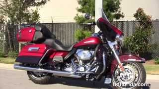 8. Used 2012 Harley Davidson Electra Glide Ultra Limited Motorcycles for sale