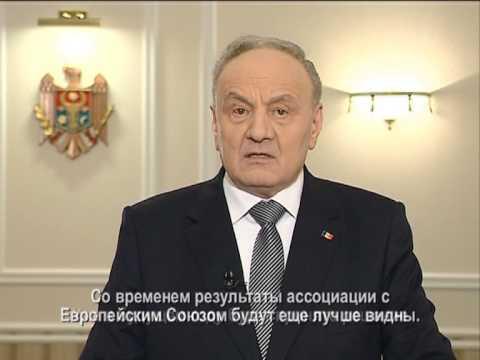 Președintele Nicolae Timofti s-a adresat cu un mesaj către cetățenii Republicii Moldova cu ocazia Summit-ului Parteneriatului Estic de la Vilnius