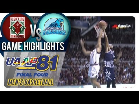 UAAP 81 MB - Final Four: UP vs. AdU | Game Highlights | November 28, 2018