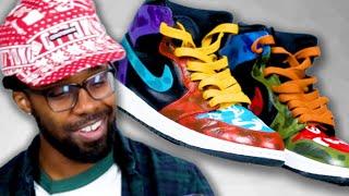 Sneakerheads Get Custom Designed Sneakers