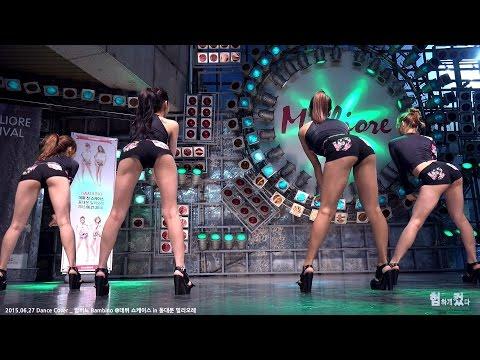 這支韓國MTV才上線不到24hr就被禁播了...穿這種熱褲跳熱舞也太血脈噴張了吧...