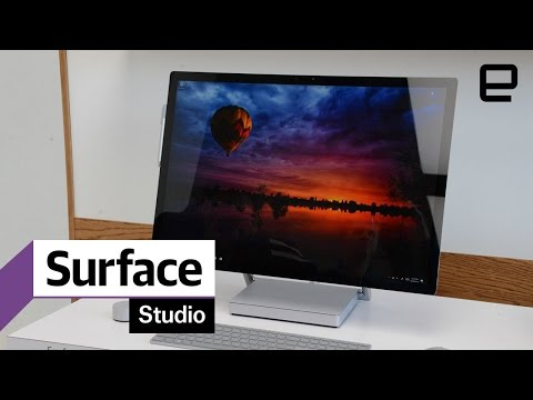 Microsoft Surface Studio: Review