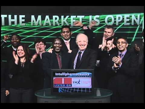 Intellipharmaceutics (I:TSX) opens Toronto Stock Exchange, January 27, 2011