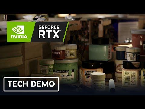 Nvidia's Newest RTX Demo