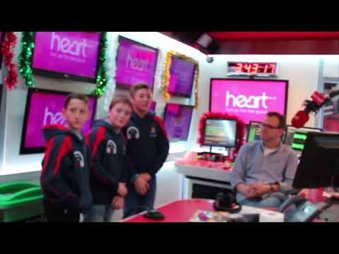 HEART FM LONDON TOUR | AbercarnPS_MrG