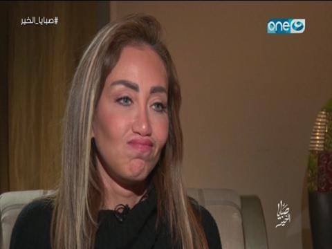 ريهام سعيد: يمكن أن أسامح في الخيانة بهذا الشرط