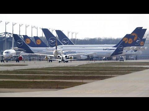 Αερομεταφορές: Ανώμαλη προσγείωση λόγω COVID-19