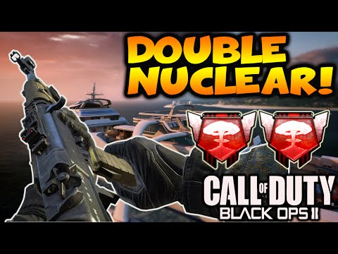 Call of Duty Black Ops 2: Epic Double Nuclear! (Call of Duty Black Ops 2 Multiplayer Gameplay)