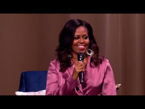 Michelle Obama inspires thousands of fans in San Jose
