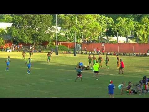 Niue vs Vanuatu 2013 (2nd Half – Game Analysis – Part 3)