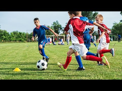 KIDS IN FOOTBALL 2019 ● FUNNY FAILS, SKILLS, GOALS