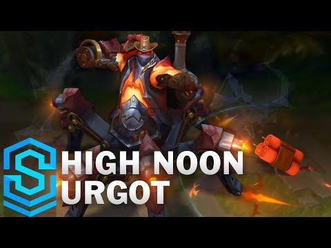 Urgot Cao Bồi - High Noon Urgot