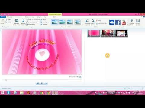Cómo editar un vídeo con Movie Maker // Voz de ardillita, poner narración, música y más... (видео)