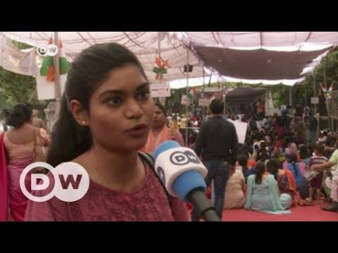 Indien: Bald Todesstrafe bei Vergewaltigung von Kindern? | DW Deutsch