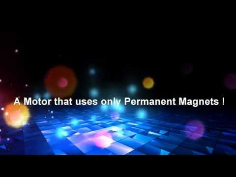 Selfrunning Free Energy Permanent Magnet Motor – The Simon Magnet Motor motor