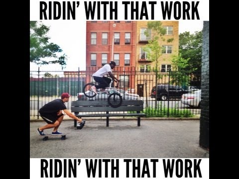 0 Nigel Sylvester   Ridin With That Work | Video