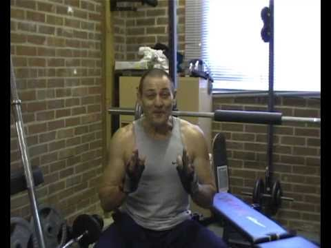 Body Building Muscles Basic Equipment for Beginners Part 1