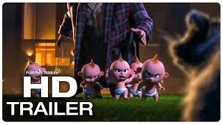 Video INCREDIBLES 2 Jack Jack Fight Scene Trailer (2018) Superhero Movie Trailer HD MP3, 3GP, MP4, WEBM, AVI, FLV September 2018