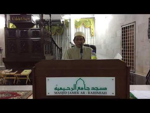 AF Ustaz Mohd Zairi Drahman - 24102017