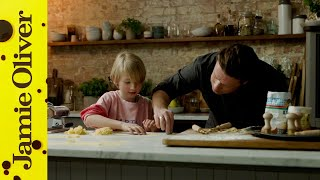 How to Make Pasta | Jamie & Buddy Oliver by Jamie Oliver