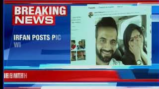In a yet another case of social media moral policing, cricketer Irfan Pathan was ridiculed on Facebook after he uploaded a picture...