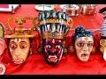Kummatty Faces Exibition Kizhakkumpattuka Thekkumuri Desom