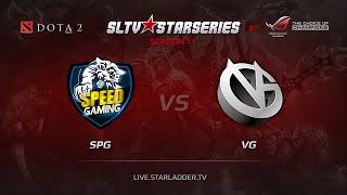 Speed Gaming vs VG, game 1