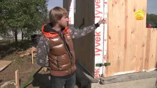Стеновые панели из массива дерева