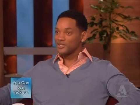 Will Smith on Ellen – Part 1