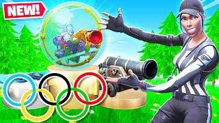 BALLER OLYMPICS *NEW* Fortnite Vehicle Creative Game